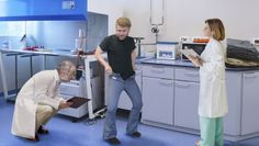Scientific Community Baffled By Man Whose Waist 32 With Some Pants, 33 With Others