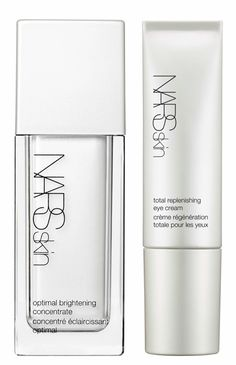 Nars skin care by Fabien Baron _