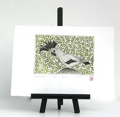Your place to buy and sell all things handmade Cockatoo, The Originals, Prints, Handmade, Stuff To Buy, Etsy, Color, Hand Made, Printed