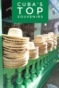 Cuba's best souvenirs for Americans. Top things to shop for in Cuba and bring home legally.