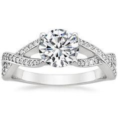Amore Diamond Ring #BrilliantEarth #Wisteria