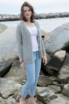 Free Cardie Pattern - Bly Cardigan in Berroco Indigo - Downloadable PDF. Discover more patterns by Berroco at LoveKnitting. We stock patterns, yarn, needles and books from all of your favourite brands.