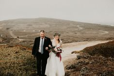 This couple opted for an intimate Bodega Bay wedding with a romantic cliffside first dance. Lauren Dixon Photography was there to capture the special day. Wedding Blog, Fall Wedding, Wedding Styles, Wedding Photos, Elegant Ball Gowns, Bohemian Wedding Inspiration, Wedding Bouquets, Wedding Dresses, Romantic Lace