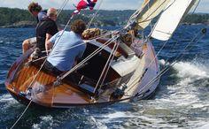 Click to enlarge image of Anker & Jensen 45 ft 8 m R 1918 boat for sale