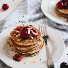 pancake vegani alla banana (3)