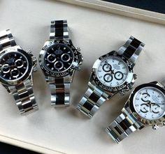 Daytona Diesel Watches For Men, Rolex Watches For Men, Vintage Watches For Men, Gents Watches, Vintage Rolex, Sport Watches, Luxury Watches, Amazing Watches, Beautiful Watches