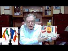 A importância de um idioma estrangeiro para nós brasileiros, por Olavo de carvalho. - YouTube