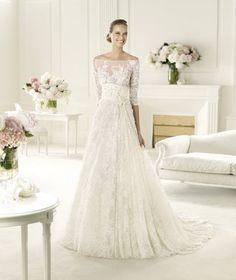 Elie Saab for Pronovias Wedding Dresses Photos on WeddingWire