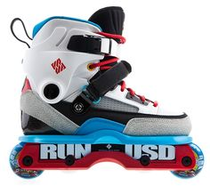 USD Franky Morales Carbon 3 Custom Skate