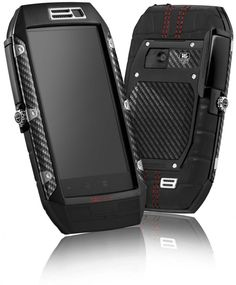 Tag Heur Link Carbon Fibre Smart Phones