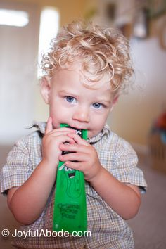 Great list of teething relief ideas, and one you probably haven't heard of.
