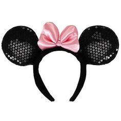 Disney© Minnie Mouse Ears Headband
