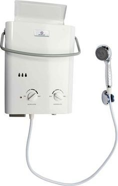 Eccotemp L5 Portable Gas Tankless Hot Water Shower Heater - Off Grid Systems