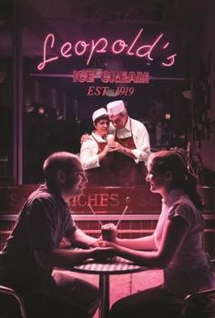 """Leopold's Ice Cream, named """"One of the Top 10 Ice Cream Shops in the World""""!"""