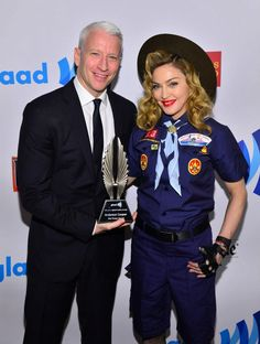 Complete list of The 24th Annual GLAAD Media Awards in New York Marriott Marquis : Diversity News Magazine | Breaking News | Celebrity News | Entertainment | Events | Features | Fashion | Interviews | Award Shows | Music | Movies | Politics | Sports | More