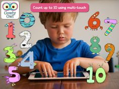 Little Digits is a fun educational app that teaches children about numbers by putting a new spin on finger counting.  Using the iPad multi-touch screen, Little Digits displays number characters by detecting how many fingers you put down. Children can learn to associate the number on the screen with the number of fingers they place down  32MB