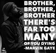 """Marvin Gaye was ahead of his time musically. His lyrics to the entire """"What's Going On"""" album are eerily relevant now. Soul Music, Music Is Life, Black Love, Black Men, Black Girls, Marvin Gaye, Black History Facts, Black Pride, African American History"""