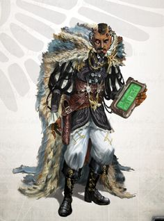 Rogue Trader - Warhammer 40k - Captain - Gravis Terrozant