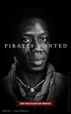 black sails | Black Sails Season 1 Promo Poster