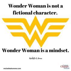 Every day. #wonderwoman