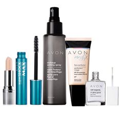 Summer Makeup Bundle- C14 Online Exclusive. To order join my AVON Group: https://www.facebook.com/groups/494959917352151/ or email me at dawnady@sasktel.net