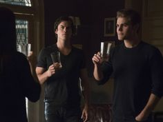 """The Vampire Diaries"" (The CW)"