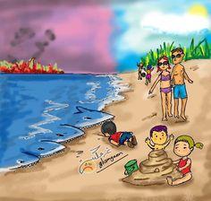 #KıyıyaVuranİnsanlık #aylankurdi #alankurdi