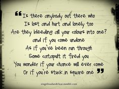 Square one - Coldplay