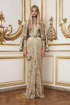 Givenchy Haute Couture Fall/Winter 2010 by Riccardo Tisci