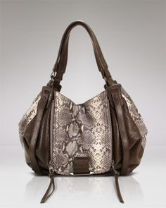 86af447d3023 Kooba Hobo - Python Jonnie Handbags - Bloomingdale s