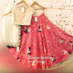 Indian Pakistani Bollywood Ethinic Party Wear Designer New Choli Wedding Lehenga Pakistani Dresses, Indian Dresses, Indian Outfits, Indian Attire, Indian Wear, Lehenga Designs, Textiles, Indian Couture, Indian Designer Wear