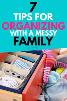 7 Tips to Organizing with a Messy Family - Sarah Titus Organizing Labels, Home Organization Hacks, Organizing Your Home, Organization Ideas, Canning Labels, Canning Recipes, Clearing Out Clutter, Getting Rid Of Clutter, Declutter Your Life