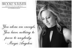 denver-boudoir-photographer, denver-boudoir-photography, denver-boudoir-photos, denver-boudoir-studio, maya-angelou-quote, you-are-enough-quote