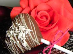 Cake Pops San Valentín