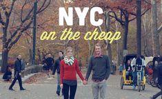 Thrifty Travel: New York City