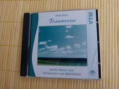 ARND STEIN :Traumreise - SANFTE MUSIK ZUM ENTSPANNEN / CD VTM Verlag