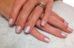 Cityscape Shellac with Violet pearl additive