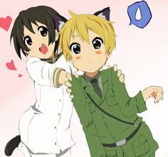 Axis Powers: Hetalia | Japan | United Kingdom