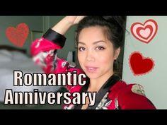 Romantic 4 Year Anniversary Celebration - August 08, 2015 -  ItsJudysLif...