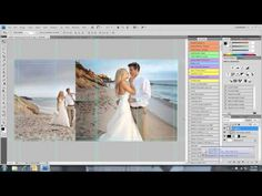 Creating Album Templates in #Photoshop