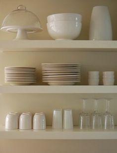 ... on Pinteres... Ikea Floating Shelves Kitchen