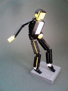 Michael Jackson Lego Man
