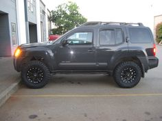 Wheel Options - Page 8 - Second Generation Nissan Xterra Forums (2005+) XD Addict 18