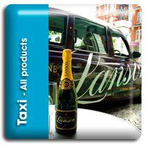 Taxi, advertising,Outdoor Advertising, Taxi Advertising, Transport Media , London, UK