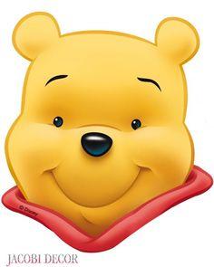 Winnie Pooh makes me smile!