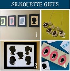 silhouette projects diy home decor