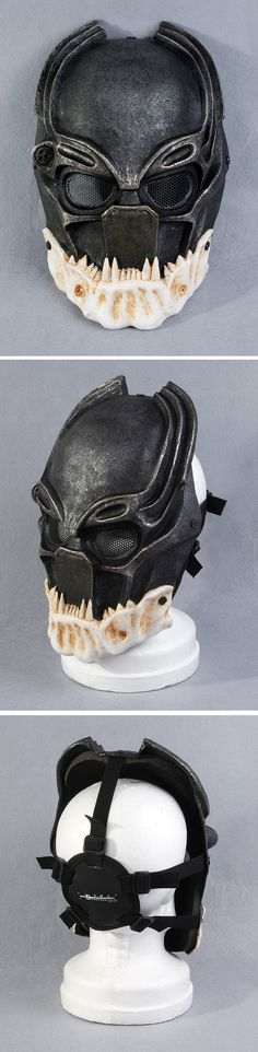 EbairSoft Airsoft parts & Tactical Gear - G FMA Wire Mesh Alien king Mask TB699 TB699