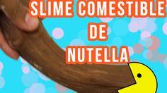 DIY♥ Slime Comestible de Nutella
