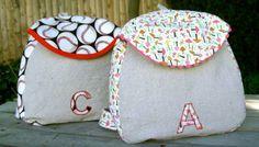 Kids' Backpack - Free Pattern & Tutorials