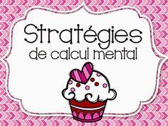 Les stratégies de calcul mental pour la St-Valentin! http://laclassedekarine.blogspot.ca/
